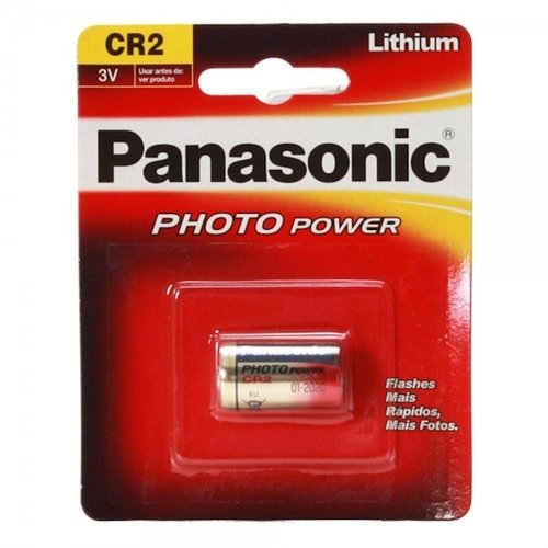 Panasonic Photo Power CR2 Lithium 1er Blister