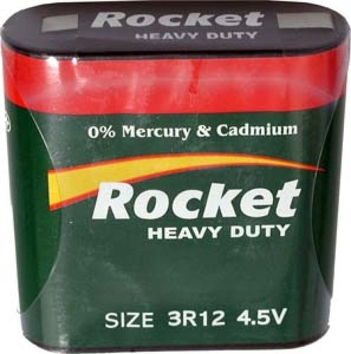 ROCKET Heavy Duty Green 3R12 Normal 1er Folienpack