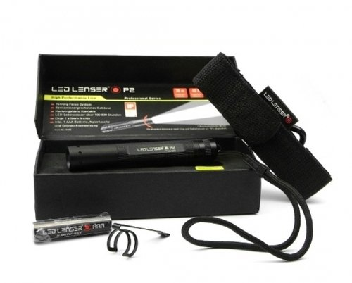 Led Lenser P2 BM High Performance Taschenlampe 1er Box