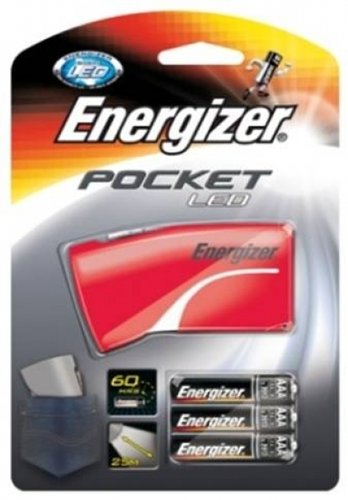 Energizer Pocket LED inkl. 3x AAA