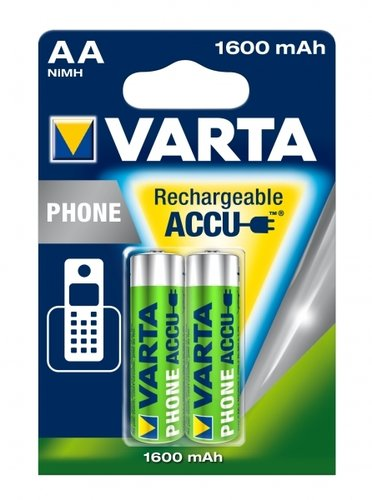 Varta Phone Power T399 AA DECT Telefon 1600 mAh