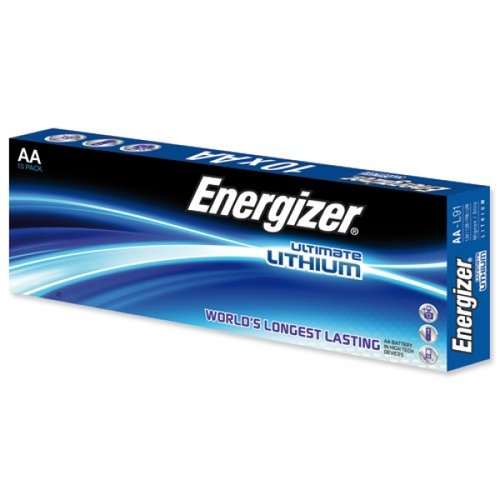 Energizer Ultimate Lithium AA L91 1,5 V 10er Pack
