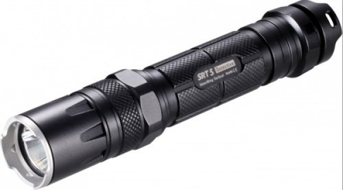 Nitecore Night Officer SRT5 Taschenlampe CREE XM-L2 LED