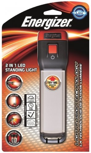 Energizer Torch 2in1 Standing Light - 1er Blister