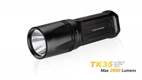 Fenix Tactical TK35 Ultimate Edition Cree XHP 50 2000 LM exkl. 4 x CR123