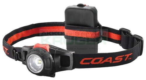 Coast LED Kopflampe HL7 upgrade
