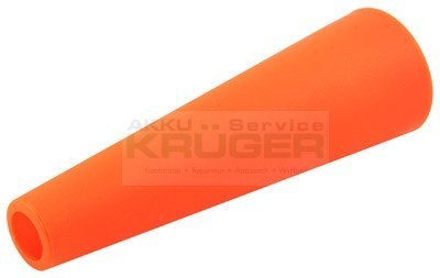 Signalkegel Orange elastisch: DM 37 - 39mm ( passend für Coast HP7 / HP7R)